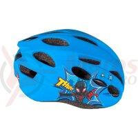Casca copii Seven In Mold Bike Helmet Spiderman