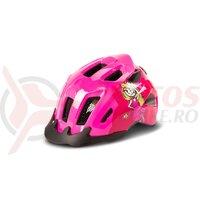 Casca Cube Helmet ANT pink