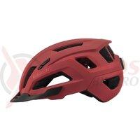Casca Cube Helmet Cinty Red