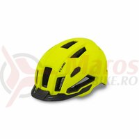 Casca Cube Helmet EVOY Hybrid Yellow