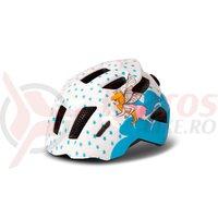 Casca Cube Helmet Fink white