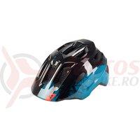 Casca Cube Helmet Linok Mips blue