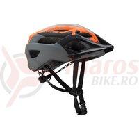 Casca Cube Helmet Pro negru/orange