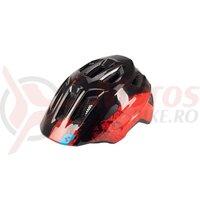 Casca Cube Helmet Talok Mips red