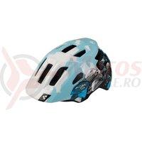 Casca Cube Helmet Talok Mips white