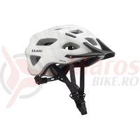 Casca Cube Helmet Tour Lite alb/gri
