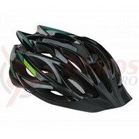 Casca Dynamic 019 negru-verde