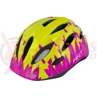 Casca Force Ant Junior, fluo-roz