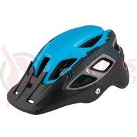 Casca Force Aves MTB E-bike albastru-negru mat