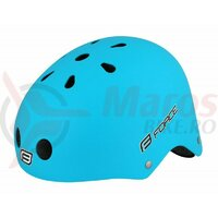 Casca Force BMX Albastru Mat