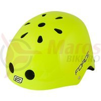Casca Force BMX fluorescent lucios