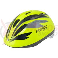 Casca Force Force Fun Stripes fluo/negru/gri