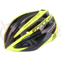 Casca Force Road negru/fluo