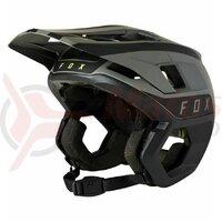 Casca Fox Dropframe Pro Helmet Two Tone, CE [BLK]