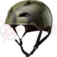 Casca Fox Flight Camo Helmet cam