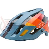 Casca Fox Flux Drafter Helmet slt blu