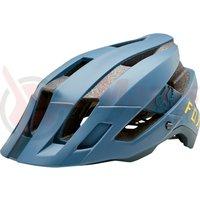 Casca Fox Flux Helmet blu stl
