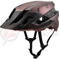Casca Fox Flux Helmet Solid blk iri