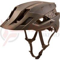 Casca Fox Flux Helmet Solid dirt