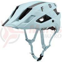 Casca Fox Flux Helmet Solid ice