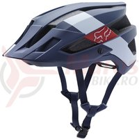Casca Fox Flux Helmet Wide Open nvy/wht