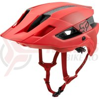 Casca Fox Flux Mips Helmet Conduit rio red