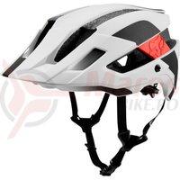 Casca Fox Flux Mips Helmet Conduit wht/blk