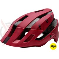 Casca Fox Flux Mips Helmet drk red