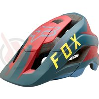 Casca Fox Metah Flow helmet mdnt