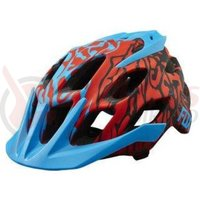 Casca Fox Mtb-Helmet Flux Cauz helmet blue