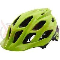 Casca Fox Mtb-Helmet Flux Creo Helmet Florida yellow