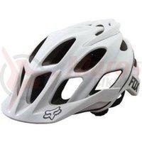 Casca Fox Mtb-Helmet Flux helmet white