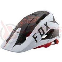 Casca Fox Mtb-Helmet Metah Flow Helmet white/black/red