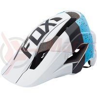 Casca Fox Mtb-Helmet Metah Kroma Helmet blue/white