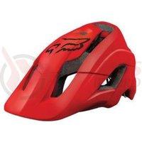 Casca Fox Mtb-Helmet Metah Solids helmet red