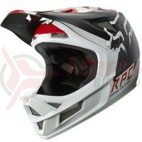 Casca Fox MTB-Helmet Rampage Pro Carbon helmet white