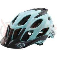 Casca Fox Mtb-Helmet Womens Flux Helmet ice blue