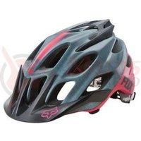 Casca Fox Mtb-Helmet Womens Flux Helmet pink