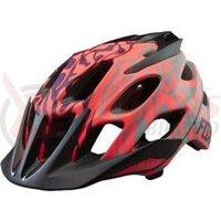 Casca Fox Mtb-Helmet Womens Flux Helmet plum