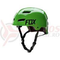 Casca Fox MTB Transition Hardshell Helmet verde lucios