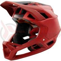 Casca Fox Proframe helmet matte crdnl