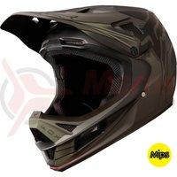 Casca Fox RPC Kustm helmet fat/blk