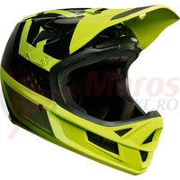 Casca Fox RPC Preest helmet ylw/blk