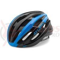 Casca Giro Foray albastru/negru 2016