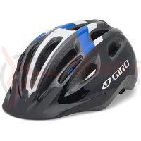Casca Giro Skyline II negru/alb/albastru