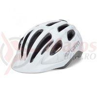 Casca Giro Venus II 50-57 cm alb/argintiu