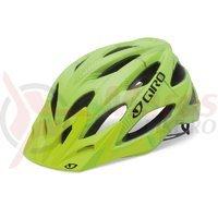 Casca Giro Xar galben/verde/lime