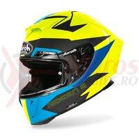 Casca GP 550 S Vektor Blue Matt