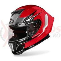 Casca GP 550 S Venom Red Gloss