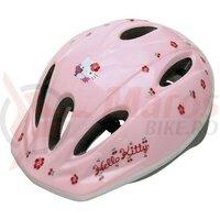 Casca Hello Kitty roz MER1010
